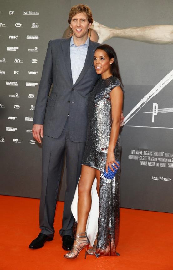 Dirk nowitzki größe
