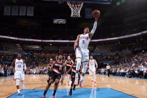 Russell Westbrook ist für OKC unverzichtbar (Foto: Getty Images)