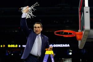 Mike Krzyzewski wird zur Saison 2016/17 die San Antonio Spurs coachen (Foto: Getty Images)