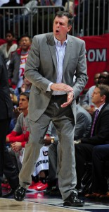 "Rockets-Trainer McHale: Bald ""Coach of the Year""?"