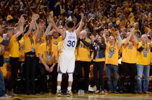 Liebling: Steph Curry ist für die Fans die Nummer 1 (Foto: Getty Images)