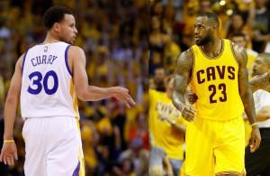 Cleveland gegen Golden State – eine Analyse