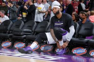 Verlässt DeMarcus Cousins die Sacramento Kings? (Foto: Getty Images)
