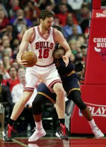 Pau Gasol spielt nächste Saison für die San Antonio Spurs (Foto: Getty Images)