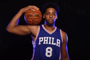"Jahlil Okafor soll Phildadelphia zurück auf ""NBA-Niveau"" führen (Foto: Getty Images)"