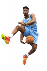 Emmanuel Mudiay, Number-7-Pick der Denver Nuggets (Foto: Getty Images)