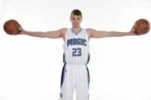 Mario Hezonja, Number-5-Pick der Orlando Magic (Foto: Getty Images)