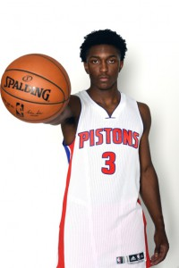 Stanley Johnson, Number-8-Pick der Detroit Pistons (Foto: Getty Images)