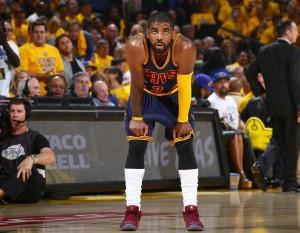Kyrie Irving wird 2015 wahrscheinlich nicht mehr spielen (Foto: Getty Images)