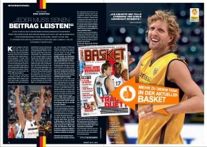 Schon gelesen? Dirk Nowitzki im BASKET-Interview!