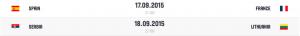Das sind die Halbfinal-Match-Ups. (Foto: EuroBasket.com)