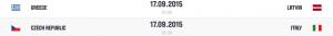 Das sind die Match-Ups um die Plätze fünf bis acht. (Foto: EuroBasket.com)