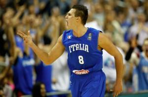 Danilo Gallinari traf immer wenn es wichtig war. (Foto: Getty Images)