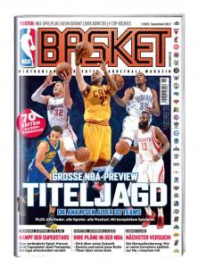 Das große NBA-Vorschau-Heft. Zur Leseprobe geht's hier.