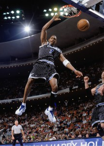 "Tracy ""The Big Sleep"" McGrady (Foto: Getty Images)"
