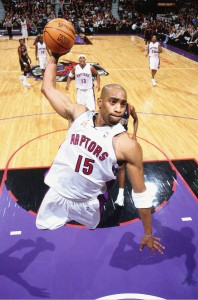 "Vince ""Air Canada"" Carter (Foto: Getty Images)"