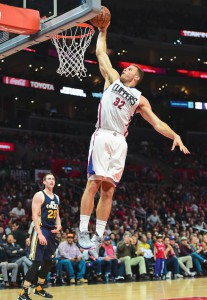 Blake Griffin von den Los Angeles Clippers  (Foto: Getty Images)