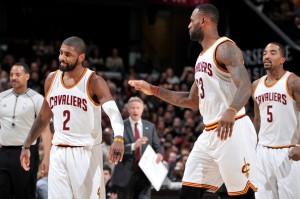 Kyrie Irving ist zurück bei den Cleveland Cavaliers (Foto: Getty Images)