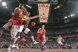 LeBron James von den Cleveland Cavaliers  (Foto: Getty Images)