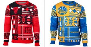 NBA Christmas Sweater