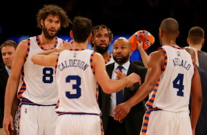 Coach Fisher und die New York Knicks