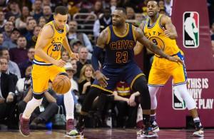 Cleveland verliert gegen die Warriors