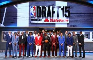 NBA Rookies 2015