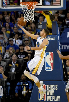 Stephen Curry Credit: Photo by Thearon W. Henderson/Getty Images)