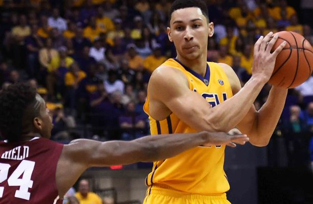 Ben Simmons ist der  First-Pick der 76er, Foto:gettyimages.de