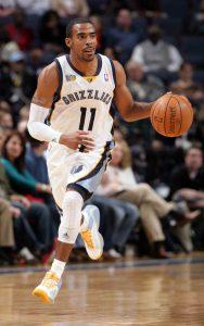 Aktuell hat Mike Conley mit 153 Mio. Dollar den dicksten Vertrag der gesamten NBA, Foto: getty images