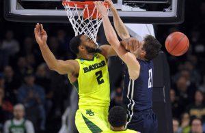Die Defense war auf dem Basketball-Court die große Stärke von Rico Gathers.  Foto: getty images