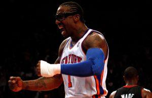Stoudemire spielte von 2010-2015 für die New York Knicks (Foto: Getty Images).