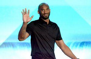 Kobe Bryant, Ex-NBA-Superstar, bei seinem Auftritt bei den Teen Choice Awards.