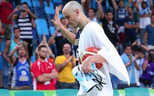 Manu Ginobili verabschiedet sich nach 18 Jahren aus der Nationalmannschaft (Foto:getty Images)