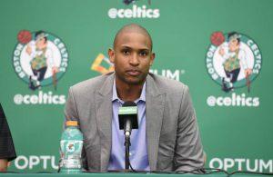 Al Horford hat Großes vor in seiner ersten Saison mit den Boston Celtics (Foto: Getty Images).
