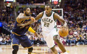 Khris Middleton ist ein bitterer Ausfall für die Milwaukee Bucks (Foto: Getty Images).