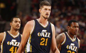 Tibor Pleiß Zeit in der NBA scheint beendet (Foto: Getty Images).