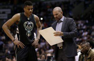 Giannis hat mit Jason Kidd, dem zweitbesten Passer der NBA-Geschichte, den perfekten Mentor.