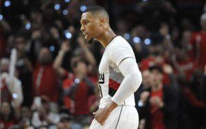 39 Punkte schenkte Damian Lillard den Utah Jazz ein (Foto: Getty Images).