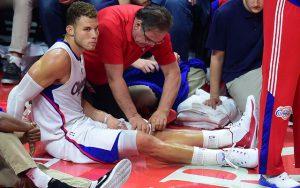Blake Griffin wird den Clippers erneut wochenlang fehlen (Foto: Getty Images).