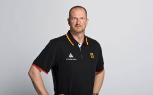 Henrik Rödl, der neue Basketball-Nationaltrainer