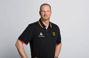 Henrik Rödl, der neue Basketball-Nationaltrainer
