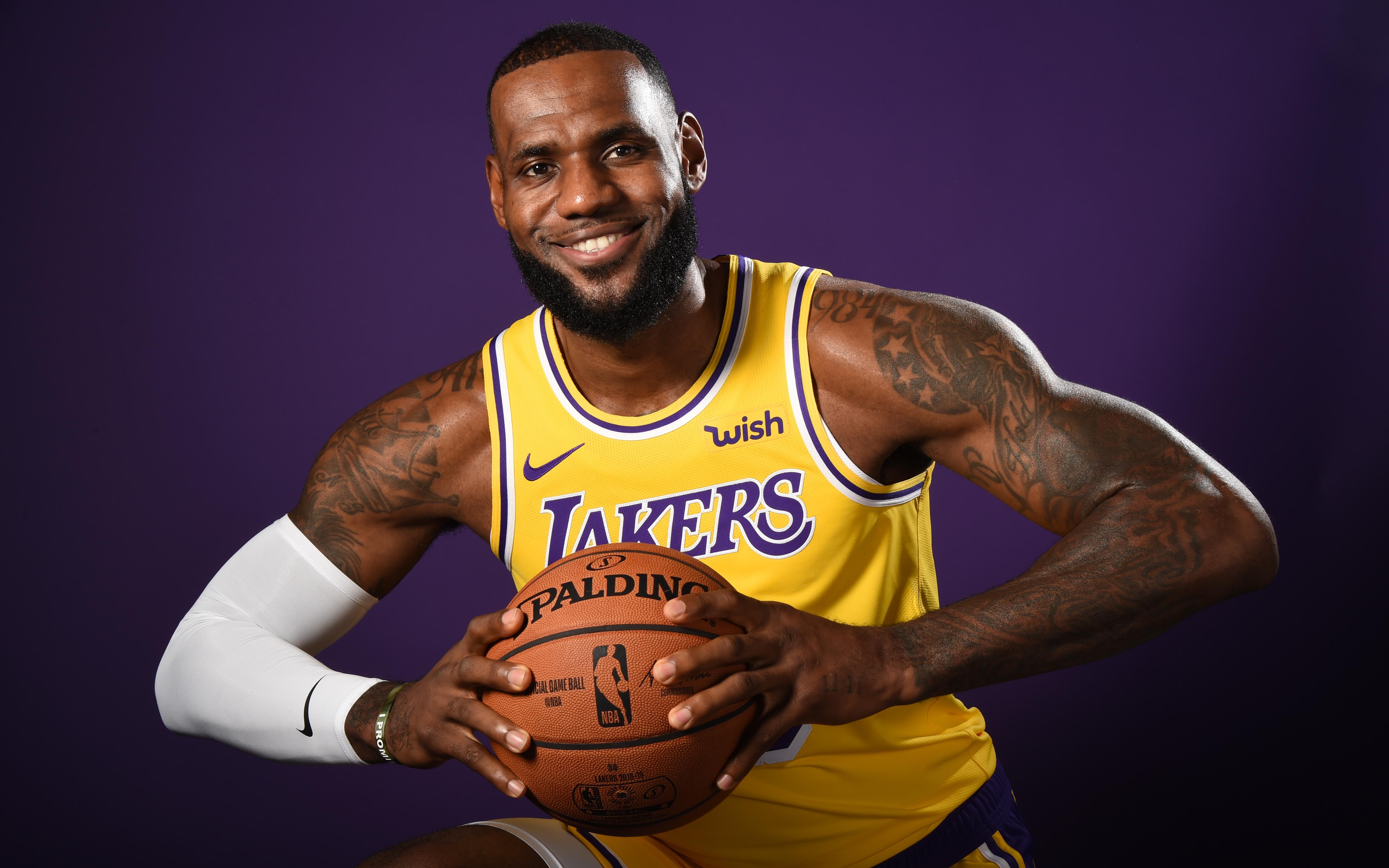 La Lakers Spieler