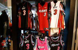 Die beliebtesten Jerseys der NBA