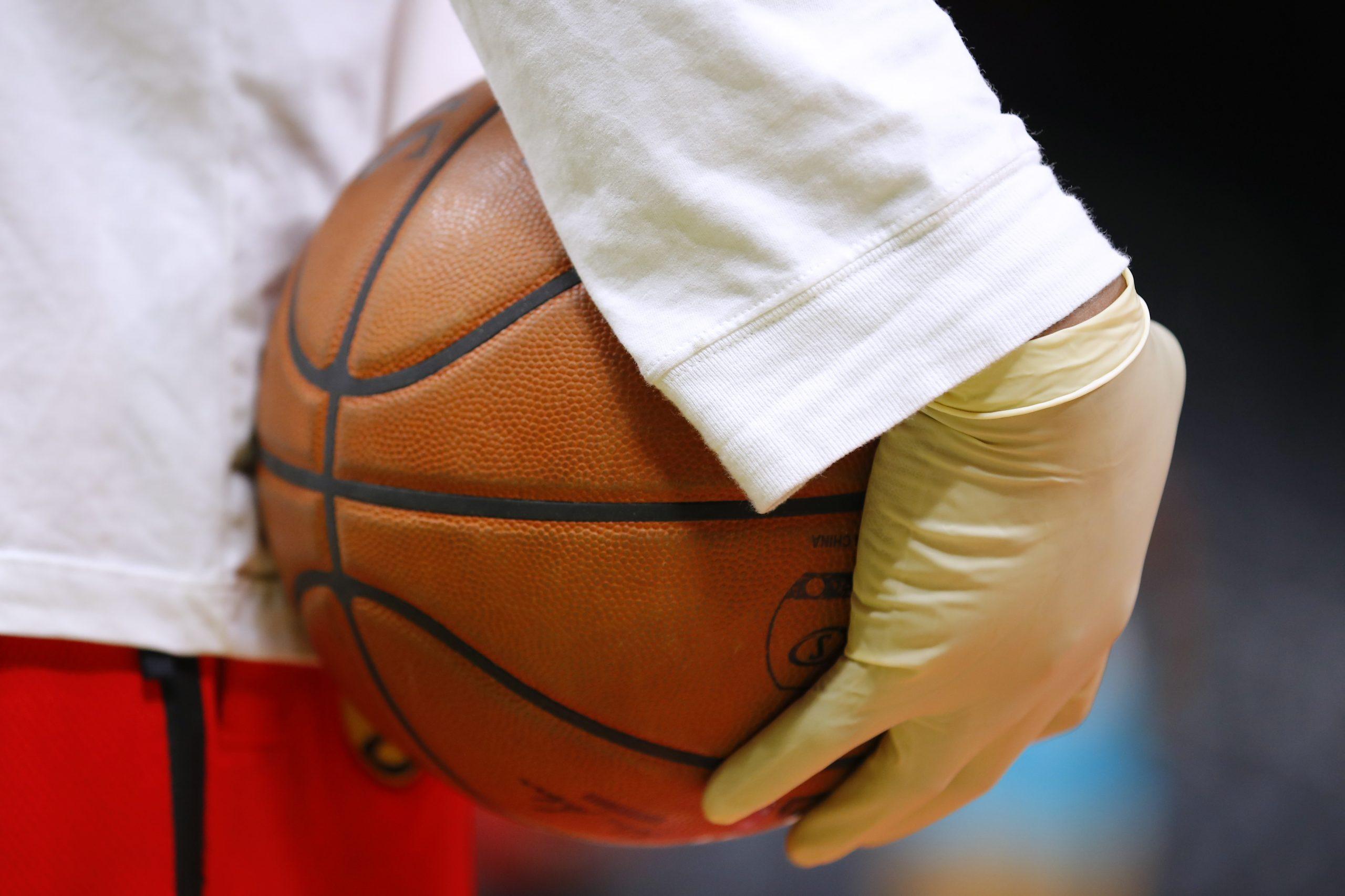Corona-Virus in der NBA