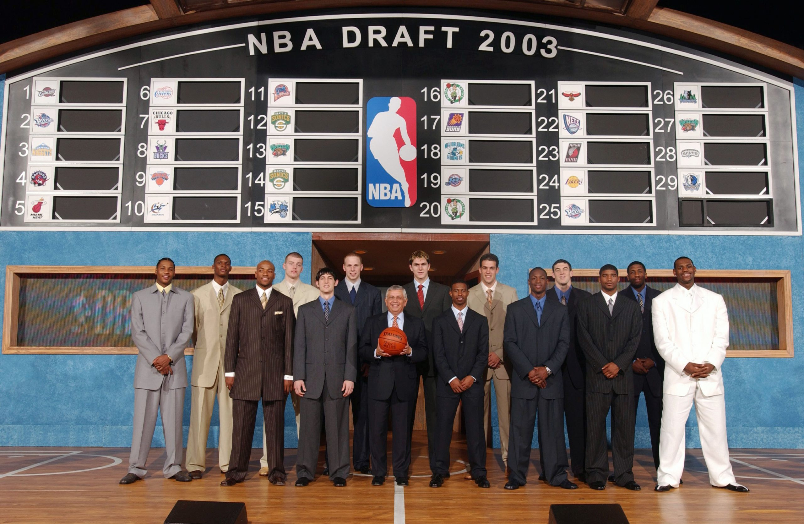 NBA Draft 2003
