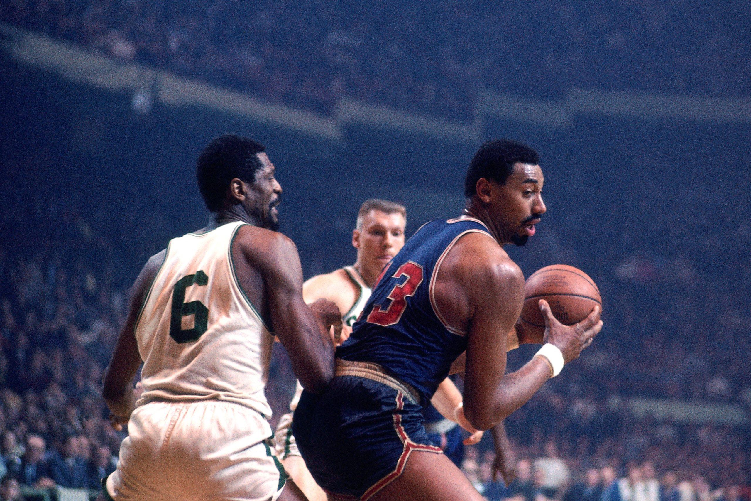 NBA Trivia, Wilt Chamberlain