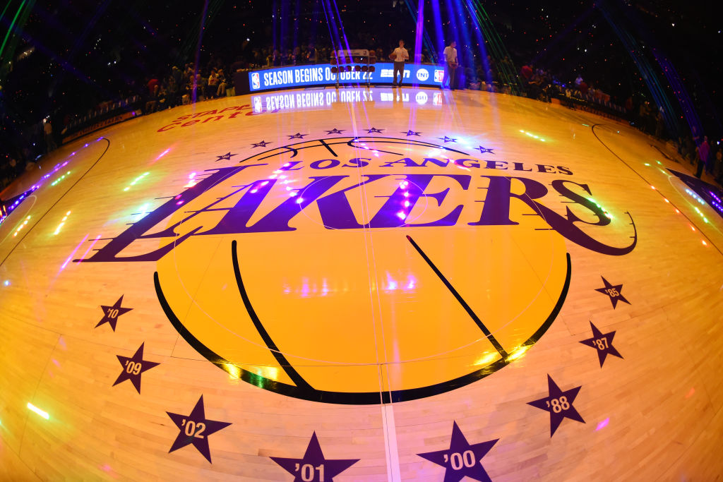Lakers-Court