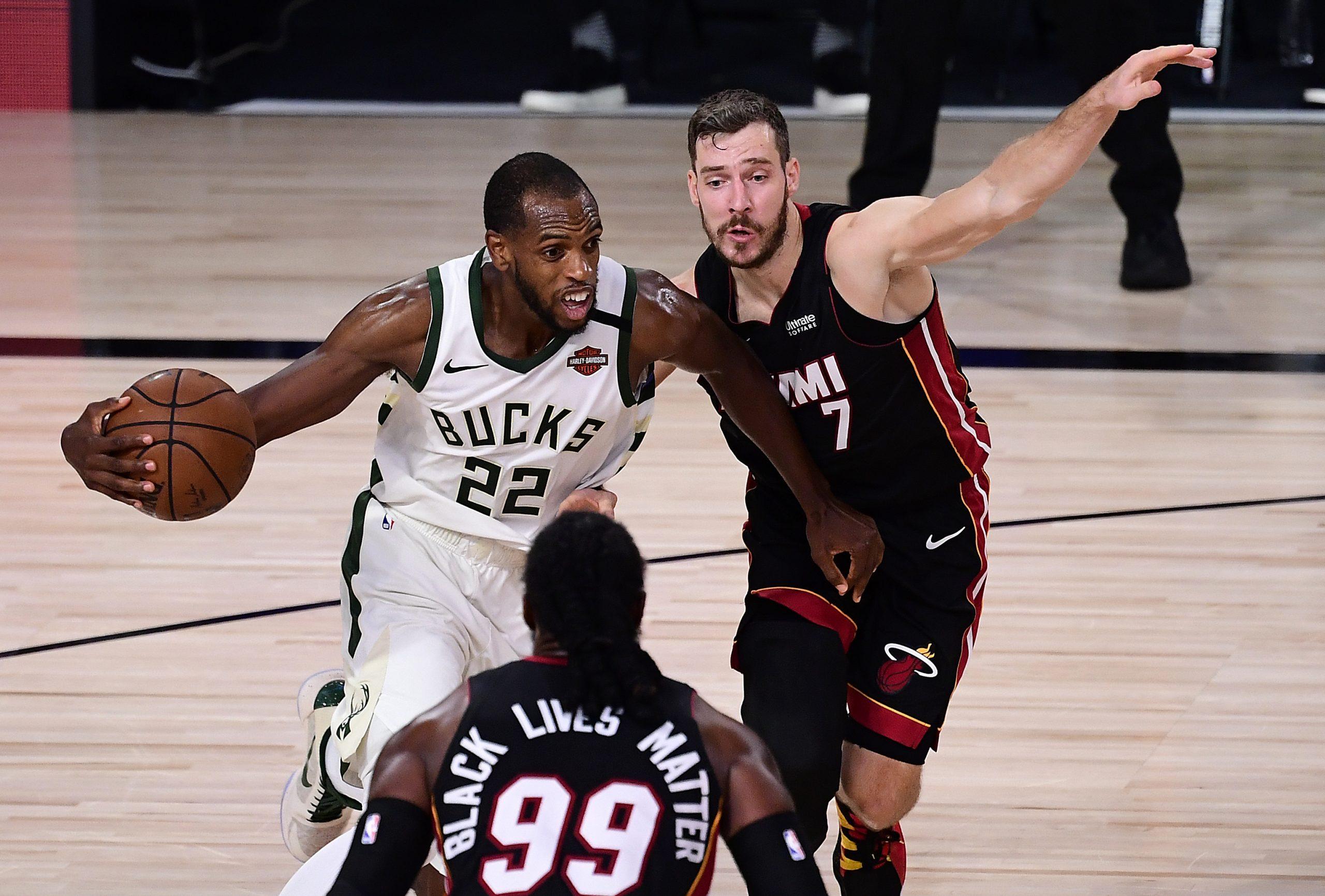 Bucks, Heat Middleton