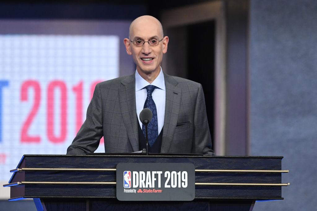 Adam Silver Draft 2019